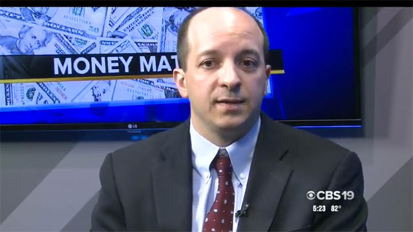Money Matters TV Segment with Bill Pratt of The Money Professors
