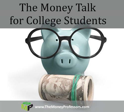 The Money Talk for College Students