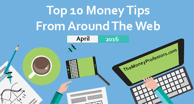 Top 10 Money Tips From Around The Web